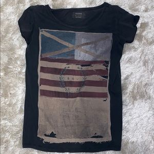 All Saints T shirt